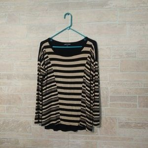 Anthropologie Cable & Gauge Top